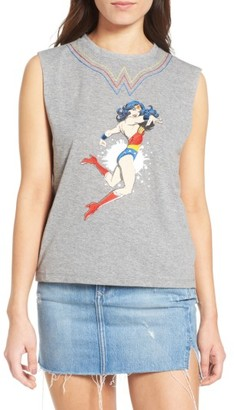 Women's Paul & Joe Sister Wonder Woman Cotton Tank