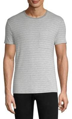 ATM Anthony Thomas Melillo Striped Cotton Tee