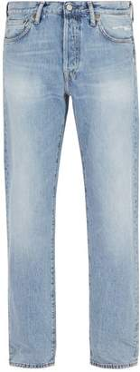 Acne Studios 1996 Trash Straight Leg Jeans - Mens - Blue