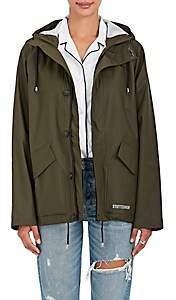 Stutterheim Raincoats Women's Stenhamra Raincoat - Green