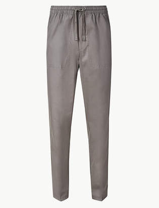 M&S CollectionMarks and Spencer Lightweight Regular Fit Chinos