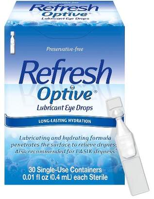 Refresh Optive® Dry Eye Solution $12.29 thestylecure.com