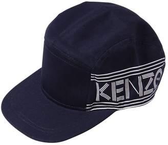 Kenzo (ケンゾー) - KENZO KIDS コットンギャバジン帽