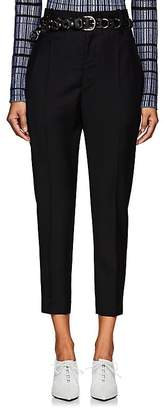 Etoile Isabel Marant Women's Noah High-Rise Wool Trousers