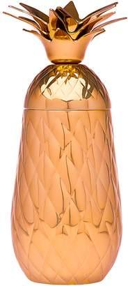 Godinger Pineapple Stainless Steel Cocktail Shaker