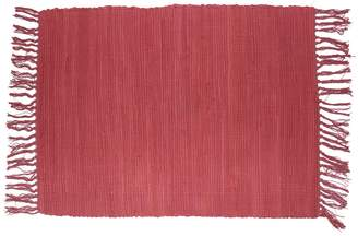 Blue Area Park B. Smith Chindi Solid Rug