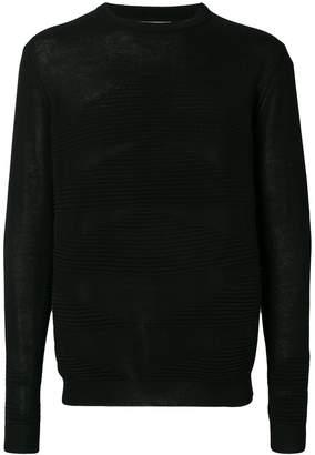 Nuur ribbed detail jumper