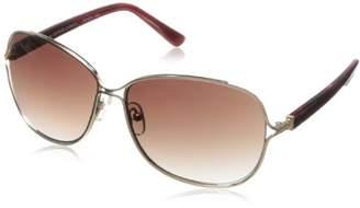 Oscar de la Renta O by Eyewear Women's SSC4029 Square Sunglasses