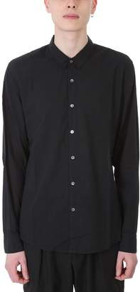 James Perse Black Cotton Shirt
