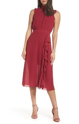 Ali & Jay Love Hangover Midi Dress