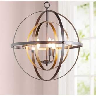 Willa Arlo Interiors Alessa 3-Light Globe Pendant