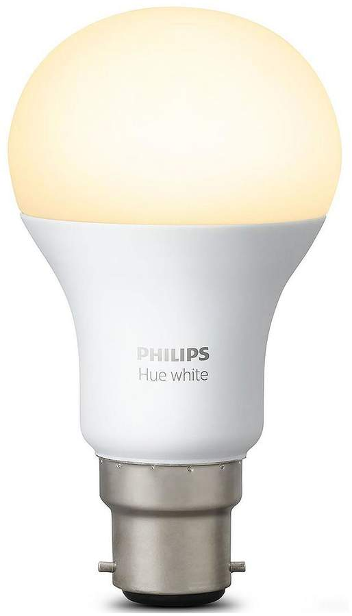 Hue White B22 LED Single Bulb