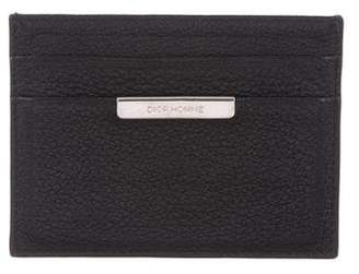 Christian Dior Grain Leather Cardholder