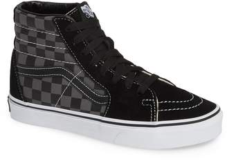 Vans Sk8-Hi Checker Sneaker