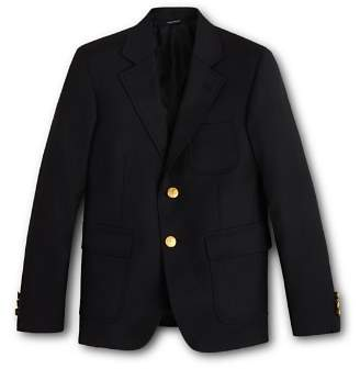 Brooks Brothers Boys' 2-Button Blazer - Big Kid