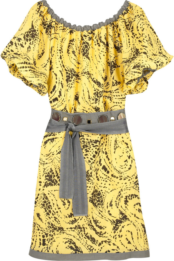 Missoni Isola tunic dress