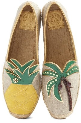 Women's Tory Burch Castaway Espadrille Slip-On $195 thestylecure.com