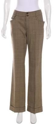 Dolce & Gabbana Embellished Wool Pants