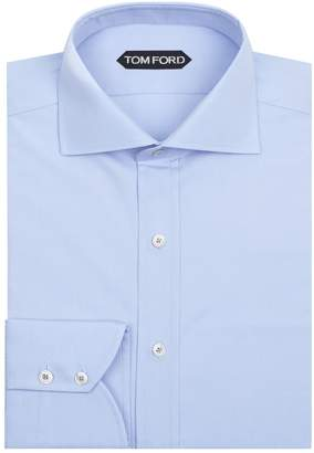 Tom Ford Slim Fit Spread Collar Shirt