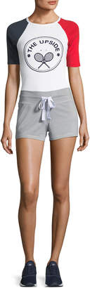 The Upside The Tennis Court Shorts