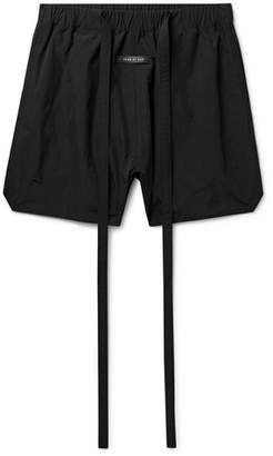 Fear Of God Nylon Drawstring Shorts