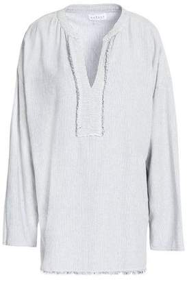 Velvet by Graham & Spencer Striped Cotton Tunic
