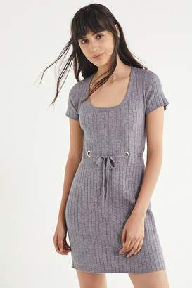 Urban Outfitters Tie-Waist Mini Dress