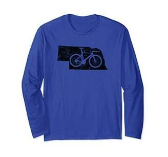 Vintage Black Nebraska Triathlon & Time Trial Bike AAA053