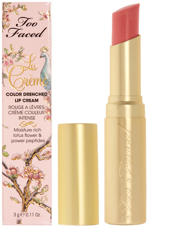 Too Faced La Creme Lipstick - Pinks