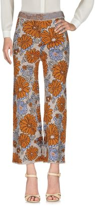 JUCCA Casual pants $144 thestylecure.com