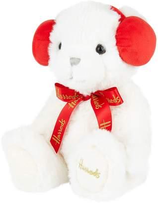 Harrods Christmas Boy Teddy Bear