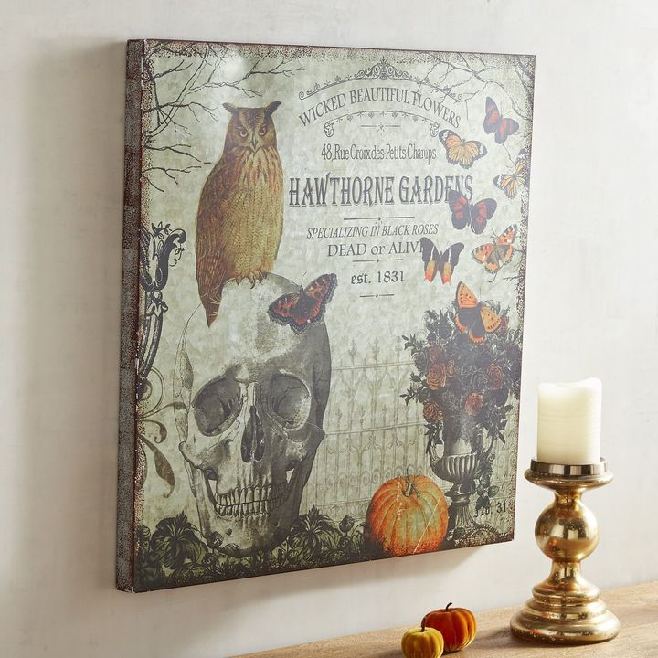 Outdoor Wall Decor Pier One : Pier imports hawthorne gardens with owl wall decor