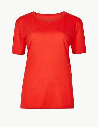 Marks and Spencer Round Neck Short Sleeve T-Shirt
