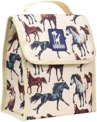 N. Wildkin Horse Dreams Munch 'n Lunch Bag - Kids