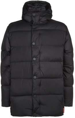 Hunter Hooded Puffer Jacket