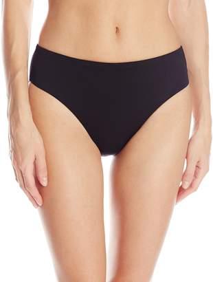 Seafolly Women's Reg Retro Power Pant Bikini Bottom