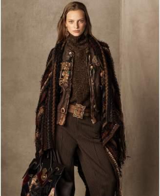 Ralph Lauren Hamlin Leather Vest