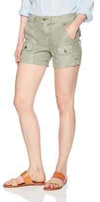 Level 99 Women's Scarlet Cargo Trouser Short