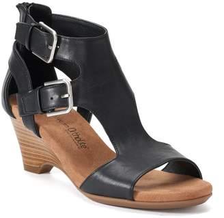 Croft & Barrow Geraldine Women's Ortholite Wedge Sandals