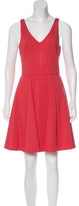 ABS by Allen Schwartz Sleeveless Mini Dress
