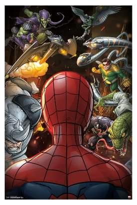 Spiderman Trends International Villains Poster 34x22
