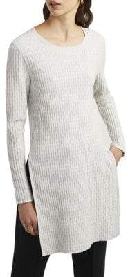 French Connection Relie Knitted Textured Tunic