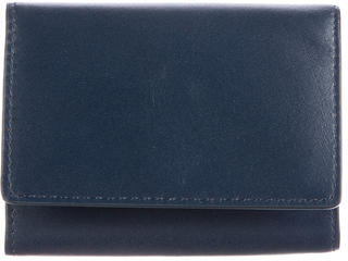 Marc JacobsMarc Jacobs Leather Compact Wallet