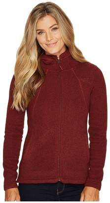 The North Face Crescent Full Zip Hoodie Women's Sweatshirt