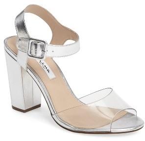 Women's Nina Shirley Block Heel Sandal $88.95 thestylecure.com