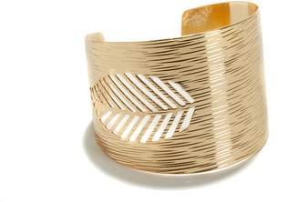 Anne Weyburn Perforated Metal Cuff