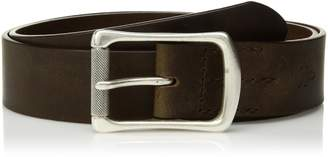 Frye Men's Leather Engineer Belt