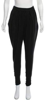Bottega Veneta High-Rise Skinny Pants