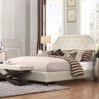 Three Posts Somerby Upholstered Platform Bed