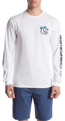 Quiksilver Quick Tropics Long Sleeve Tee